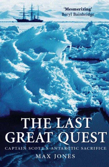 Scotts Last Biscuit The Literature of Polar Exploration
