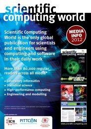 Media Pack - Scientific Computing World