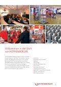 RODIA® Diamant- Kernbohren & Schneiden - Rothenberger - Seite 3