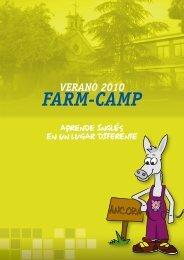 verano 2010 farm-camp - Áncora Educacion SL
