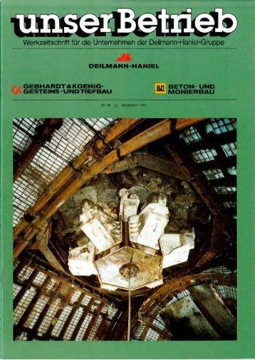 domoplan - Deilmann-Haniel Shaft Sinking
