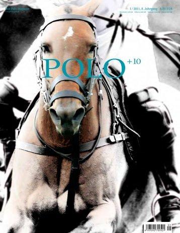 8. M ai 11 +++ (+2 bis +6) - Polo+10 Das Polo-Magazin