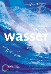 Themenheft: Wasser - Welt der Physik