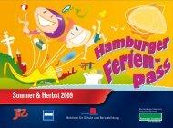 Ferienpass Sommer/Herbst 2009 - Jiz