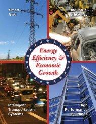 Energy Efficiency & Economic Growth - NEMA