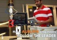 follow the leader - Samuel Ginn College of Engineering - Auburn ...