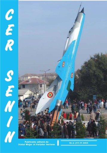 Publica]ie editat - Forţele Aeriene Române