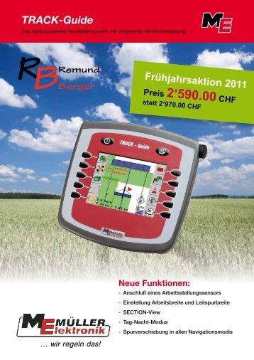 TRACK-Guide - Remund + Berger