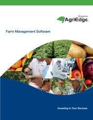 Farm Management Software *PDF File - FarmAssist