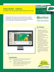FARM WORKS™ SURFACE - Farm Works Software