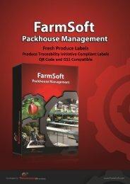 Fresh Produce Labels - Farm Software