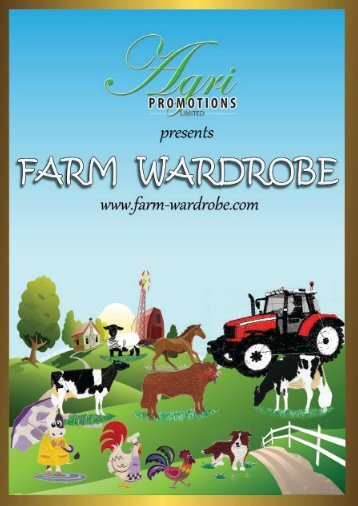 Catalogue PDF - Farm Wardrobe