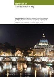 CHAPTER 47 Tiber River basin, Italy - Autorità di Bacino del fiume ...