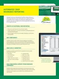 Factsheet - Farm Works Software