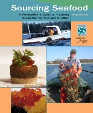 SCA cover MECH AA - Seafood Choices Alliance
