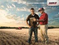 Advanced Farming Systems Brochure - Case IH