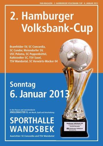 2. Hamburger Volksbank-Cup