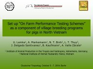 Implementing On-farm Performance Testing Schemes - Pigtrop