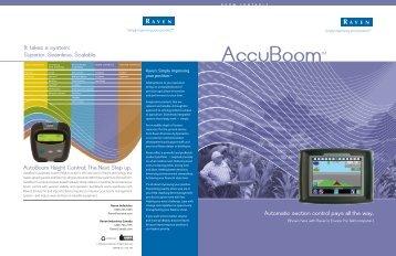 AccuBoom - Farm Depot