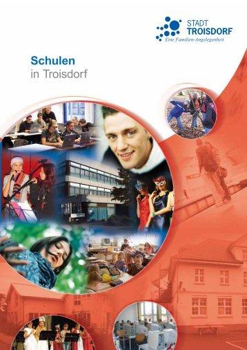 """Schulen in Troisdorf"" (5580 kb) - Stadt Troisdorf"