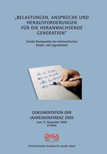 Download - Österreichisches Komitee für Soziale Arbeit
