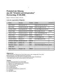 Donnerstag, 01.06.2006 - Bad Endorf