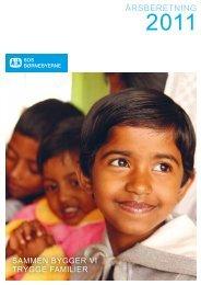 Årsberetning 2011 - SOS Børnebyerne