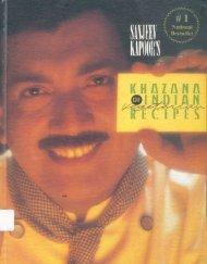 Khazana of Indian Recipes