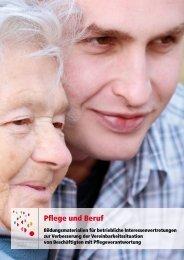 Vereinbarkeit von Beruf und Pflege - Familie - DGB