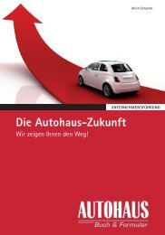 Die Autohaus-Zukunft - Springer Automotive Shop