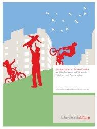 Starke Kinder – Starke Familie Wohlbefinden von Kindern in Städten ...