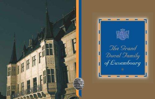 The Grand Ducal Family - Portail du Grand-Duché de Luxembourg