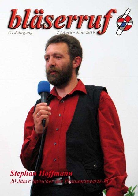 Stephan Hoffmann - Gnadauer Posaunenbund