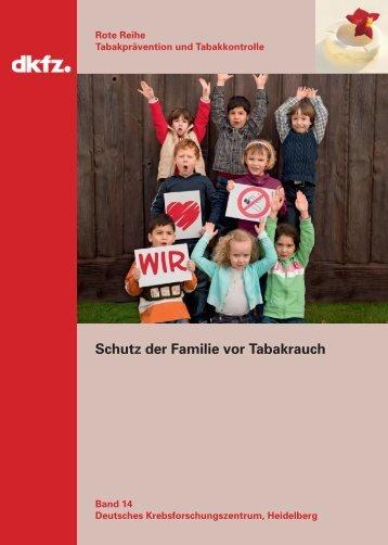 Schutz der Familie vor Tabakrauch - Dkfz
