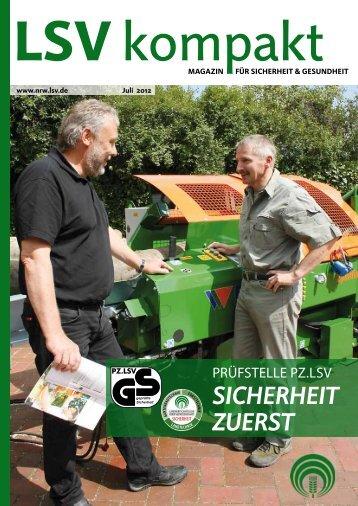 LSV kompakt Juli 2012 (Nordrhein-Westfalen)