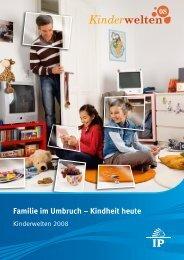 """Broschüre """"Familie im Umbruch – Kindheit heute"""" - Super RTL"""