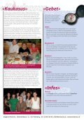 KM News März 08 - Kingdom Ministries - Seite 4