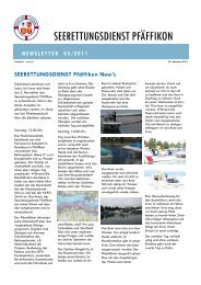 Newsletter SRDP Nr. 03/2011 [PDF, 809 KB