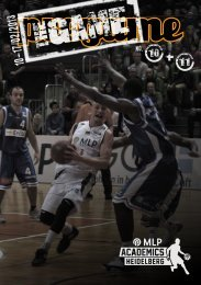 The Game Magazin 10 + 11 - USC Heidelberg