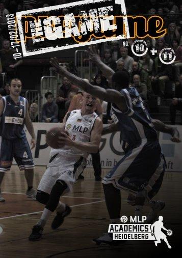 The Game Magazin 10 + 11 - USC Heidelberg