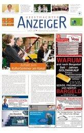 BARGELD - Geesthachter Anzeiger
