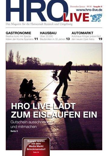 AutomArkt - HRO·LIFE - Das Magazin für die Hansestadt Rostock