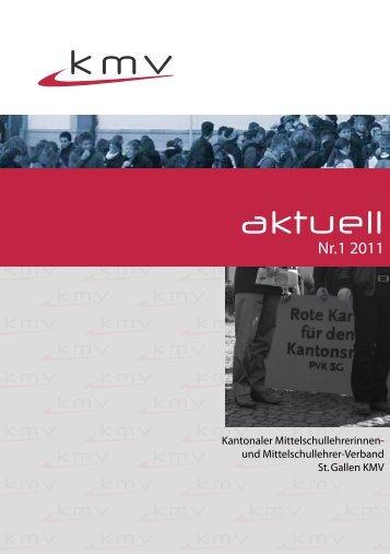 aktuell - KMV St. Gallen