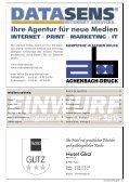 EINWURF Das Magazin der Hammer SpVg 03/04 eV - Seite 3