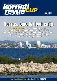 KCR 5 - Yachtrevue