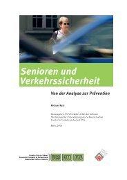 Senioren und Verkehrssicherheit - Senioren-Forum Basel