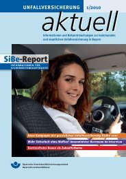 PDF Download - Kommunale Unfallversicherung Bayern (KUVB)