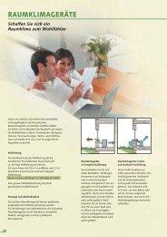 Remko mobile Klimageräte