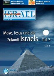 hintergrundinformationen aus israel - Missionswerk Mitternachtsruf