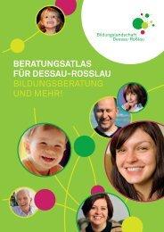 Beratungsatlas für Dessau-rosslau BildungsBeratung und mehr!